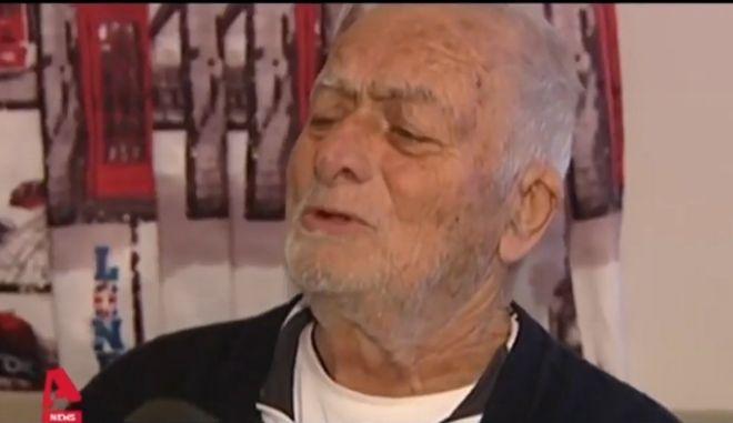 Ο σύζυγος της 73χρονης που δολοφονήθηκε στους Αγ. Θεοδώρους: