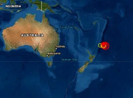 Νέα Ζηλανδία: Νέος ισχυρός σεισμός 7,8 Ρίχτερ - Επί ποδός για τσουνάμι -  Κόσμος | News 24/7