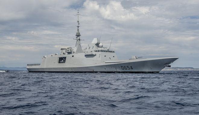 FREMM Auvergne (European multi-purpose frigate)
