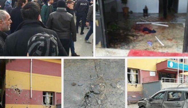 Τουρκία: Έκρηξη σε σχολείο, με έναν νεκρό. Ραντάρ 'έπιασαν' όλμο από το ΙΚ στη Συρία