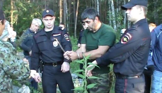 Ρωσία: Αστυνομικός σκότωσε έξι άστεγους