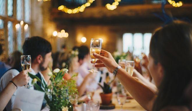 Γλέντι σε γάμο (Φωτογραφία αρχείου)