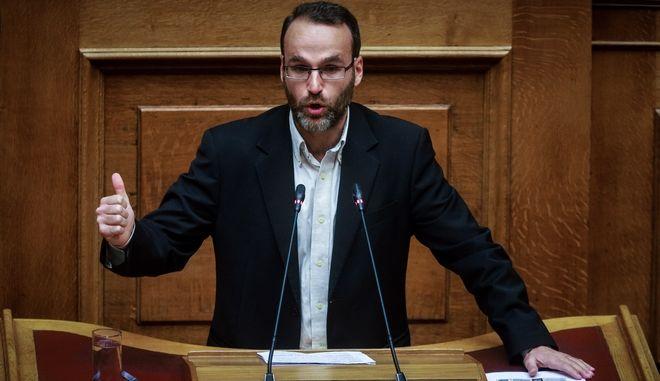 Ο βουλευτής του ΚΚΕ, Γ.Γκιόκας