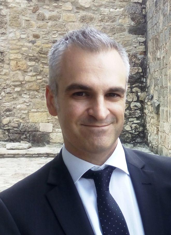 O συνήγορος υπεράσπισης του κατηγορούμενου Βαγγέλη Σταθόπουλου, Γιώργος Κακαρνιάς.