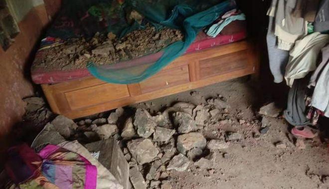 Ισχυρός σεισμός 6,2 Ρίχτερ στην Ινδία - Αναφορές για θύματα και σοβαρές ζημιές