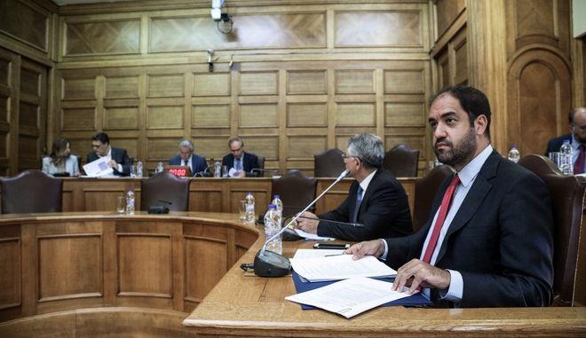 Επεξεργασία και εξέταση στην Επιτροπή Παραγωγής και Εμπορίου της Βουλής του σχεδίου νόμου του Υπουργείου Υποδομών και Μεταφορών