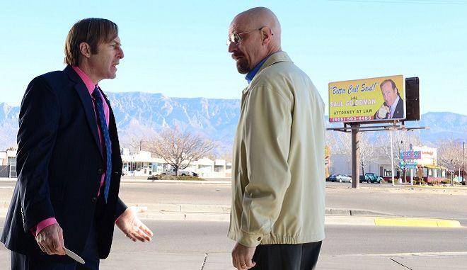 """Από τον Σολ Γκούντμαν του """"Breaking Bad"""" ως το """"Good Fight"""": Οι πιο καθηλωτικές τηλεοπτικές συνέχειες"""