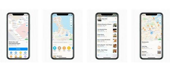 Apple: Λανσάρει το νέο Maps στις ΗΠΑ - Ακολουθεί η Ευρώπη μέσα στο 2020