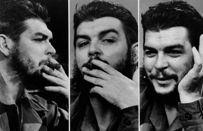 Φωτογραφίες του Ερνέστο Τσε Γκεβάρα από τα τέλη της δεκαετίας του '60