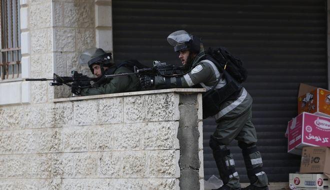 Ισραηλινοί στρατιώτες