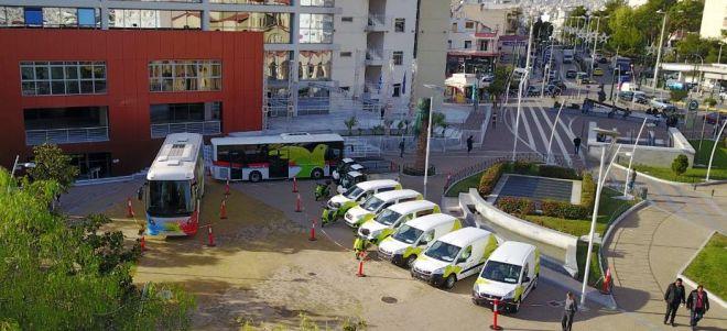 Κινείται ηλεκτρικά ο δήμος Περιστερίου