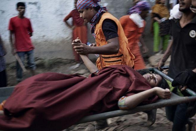 Μια εικόνα 1000 λέξεις: Μαζί στον θάνατο