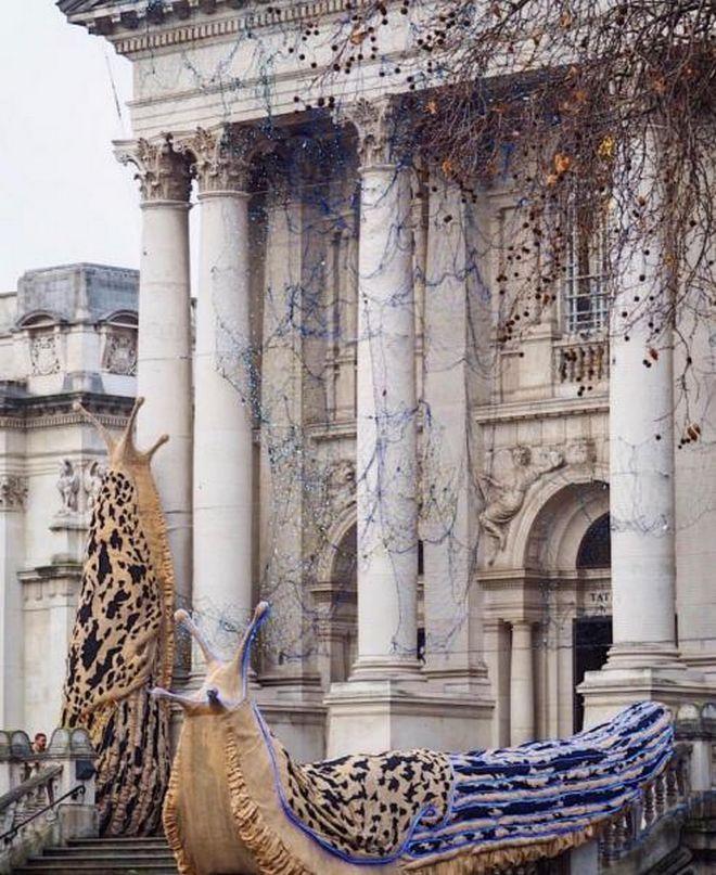 Η γκαλερί Tate Britain