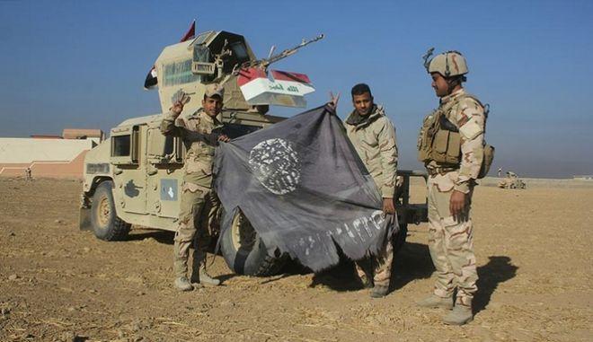 Ιράκ: Τελεσίγραφο στους πεσμεργκά να αποσυρθούν από το Κιρκούκ
