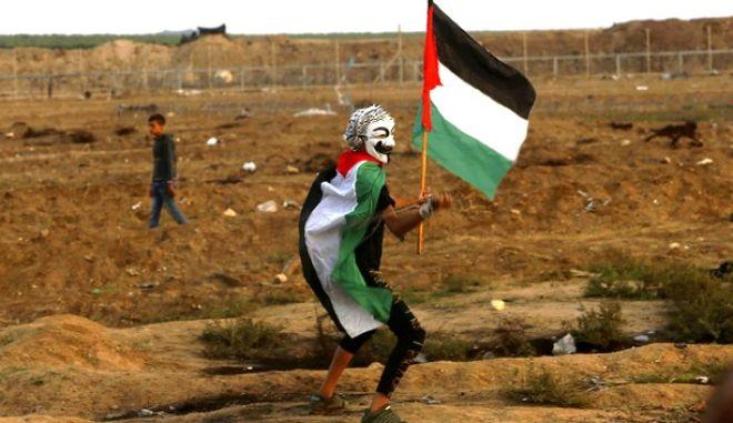 Παλαιστίνη-Γάζα