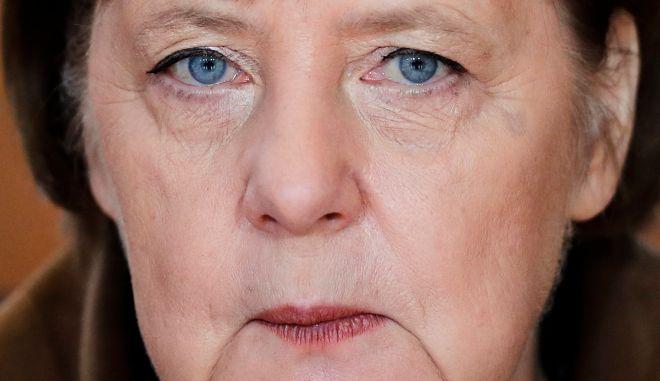 Η Γερμανίδα καγκελάριος, Άνγκελα Μέρκελ