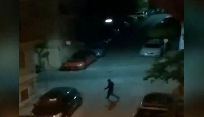 Στιγμιότυπο από το βίντεο ντοκουμέντο
