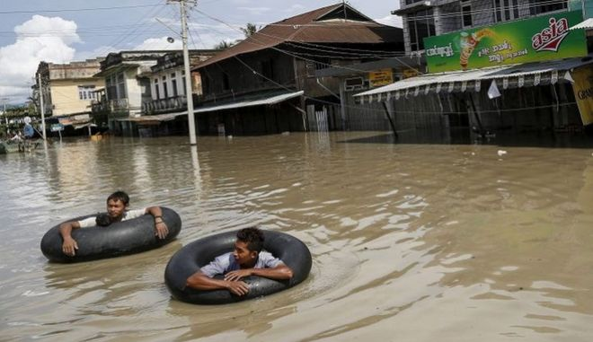 Πάνω από οκτώ εκατ. θάνατοι εξαιτίας φυσικών καταστροφών