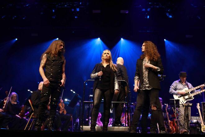 Led Zeppelin Symphonic: Η απόλυτη ροκ εμπειρία έρχεται στο Ηρώδειο