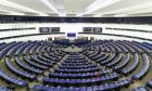 H αίθουσα της Ολομέλειας του Ευρωκοινοβουλίου στο Στρασβούργο