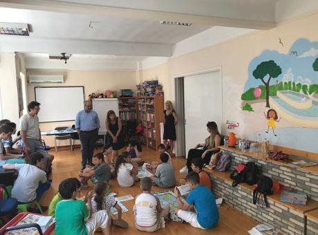 f44d261a968 Τα παιδιά από τα Παιδικά Χωριά SOS λατρεύουν τα οικονομικά και την  επιχειρηματικότητα