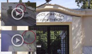 Έγκλημα στα Πατήσια: Βίντεο ντοκουμέντο της 32χρονης λίγο πριν τη δολοφονία