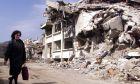 Στιγμιότυπο από την Σερβία, έναν χρόνο μετά τους βομβαρδισμούς.
