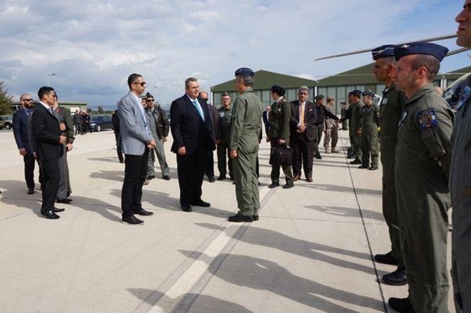 Νέα δήλωση Καμμένου: Να λήξει όσο πιο σύντομα γίνεται η ομηρία των δύο στρατιωτικών