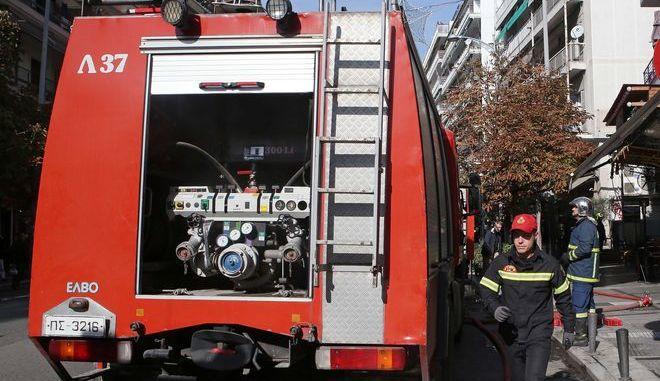 Δυνάμεις της πυροσβεστικής