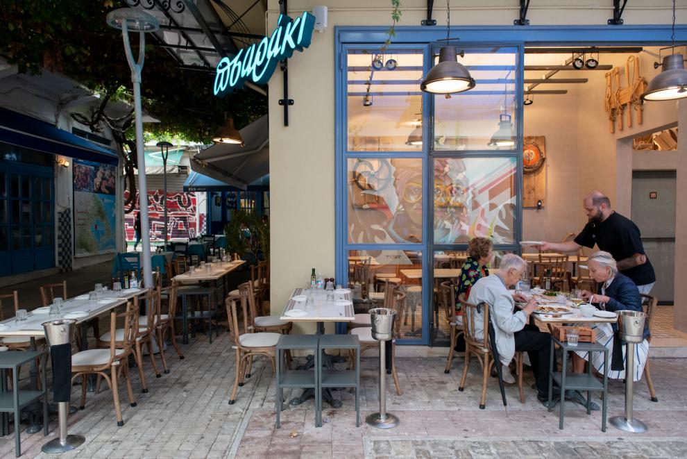 Γι' αυτά τα τέσσερα εστιατόρια μιλάει όλη η Θεσσαλονίκη
