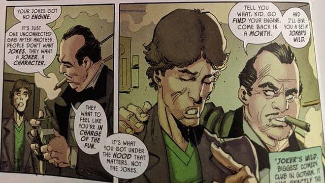 Joker: Η DC ξαναγράφει την ιστορία του, εμπνευσμένη από τον Γιόακιν Φίνιξ