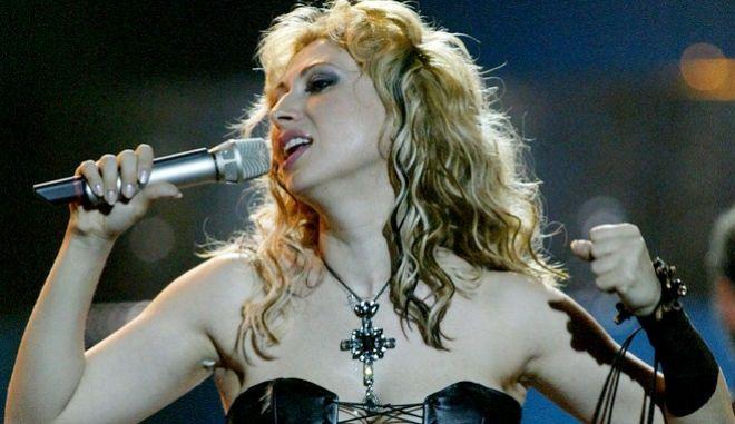 Η Μαντώ από το μακρινό 2003 και την εμφάνισή της στη Eurovision