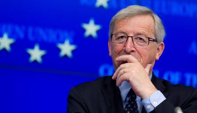 Δεν βλέπει 'διαβολικό' σχέδιο εναντίον της Ελλάδας ο Γιούνγκερ