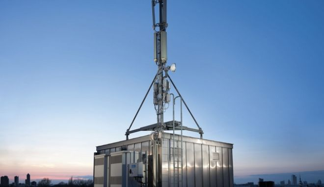 Vodafone - Wind: Ενώνουν τις δυνάμεις τους στους σταθμούς βάσης