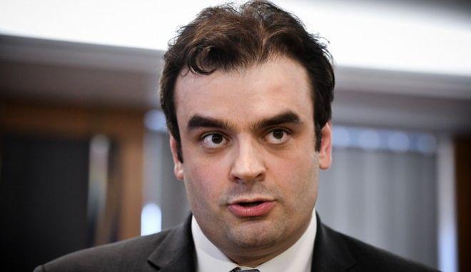 Ο υπουργός Ψηφιακής Πολιτικής Κυριάκος Πιερρακάκης