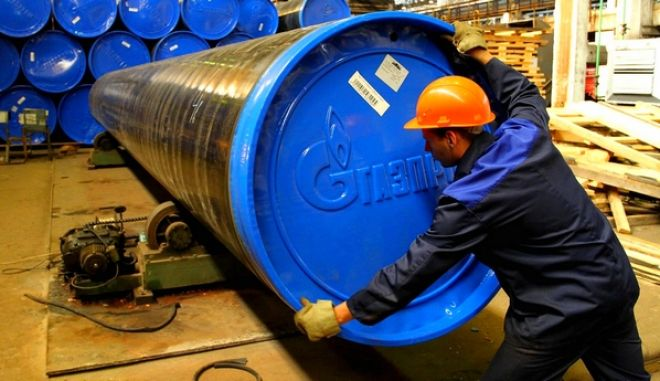 Νέος ενεργειακός πόλεμος μεταξύ Ρωσίας και Ουκρανίας