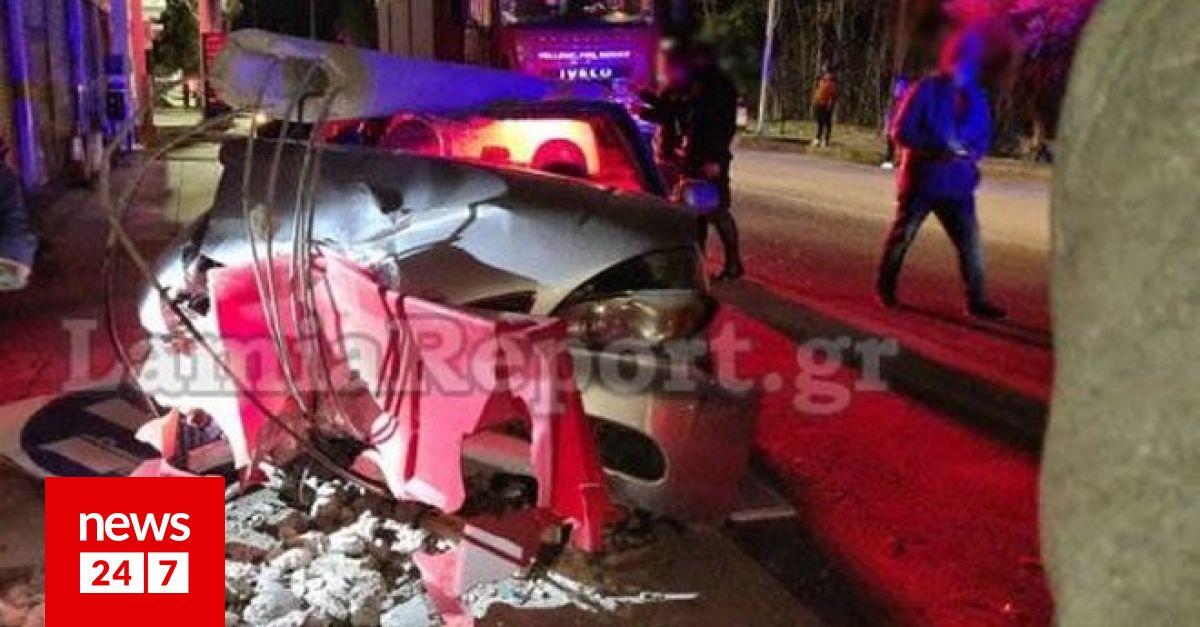 Τραγωδία στη Λαμία: 36χρονη πέθανε ενώ οδηγούσε με τα δυο παιδιά της στο αυτοκίνητο – Κοινωνία