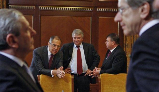 Στο πλευρό της Κύπρου δηλώνει η Ρωσία, 'όταν αυτό χρειαστεί'