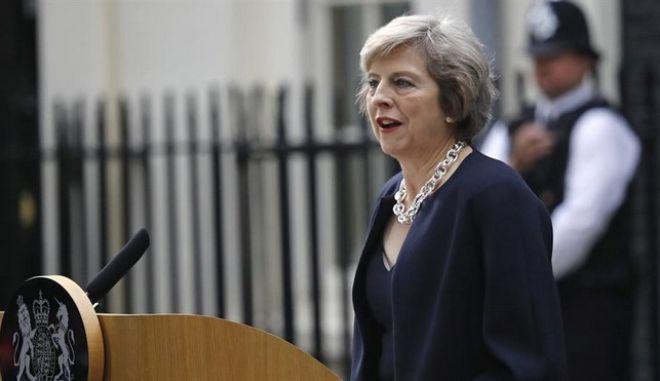 Η Σκωτία δεν έχει δικαίωμα βέτο για το Brexit, λέει η πρωθυπουργός Μέι