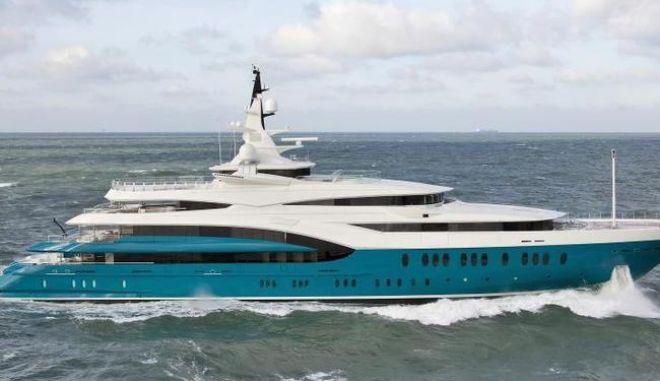Στα χέρια Ινδού δισεκατομμυριούχου το σκάφος της Γιάννας Αγγελοπούλου