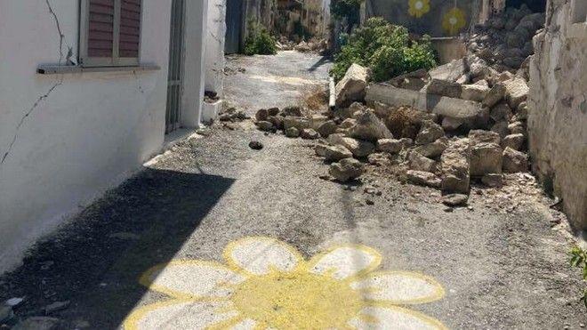 Το χωριό Χουμέρι στην Κρήτη