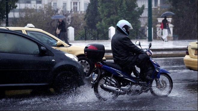 Καιρός: Καταιγίδες και θυελλώδεις άνεμοι σαρώνουν την χώρα - Σε ποιες περιοχές θα εκδηλωθούν ακραία φαινόμενα