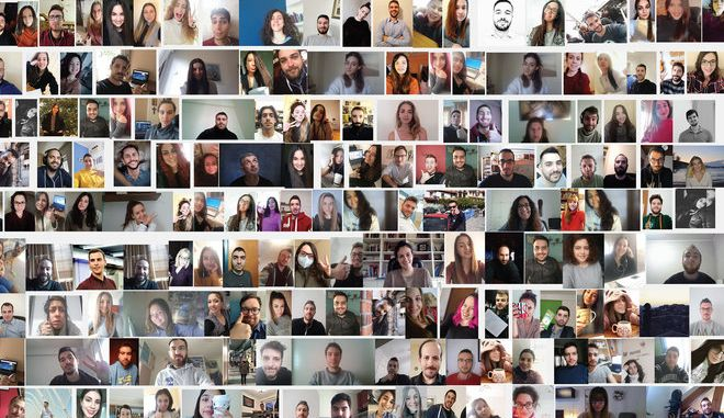 We Go Virtual: Το ReGeneration συνεχίζει τις δράσεις του ψηφιακά