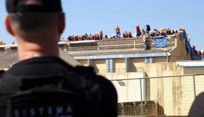 Βραζιλία: Σφαγή σε φυλακή. Συμμορία αποκεφάλισε και διαμέλισε 31 άτομα, τους έβγαλαν τις καρδιές