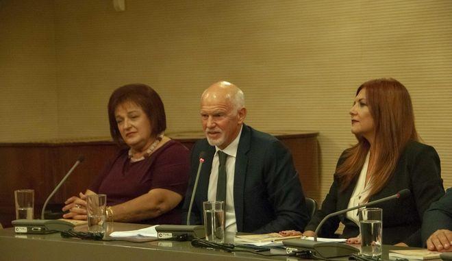 Ο Παπανδρέου, το Κυπριακό και η ιδέα της δικοινοτικής ομοσπονδίας