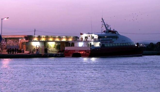 Λιμάνι Χίου (φωτογραφία αρχείου)