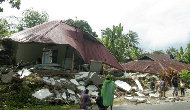 Σεισμός στην Ινδονησία (ΦΩΤΟ ΑΡΧΕΙΟΥ)