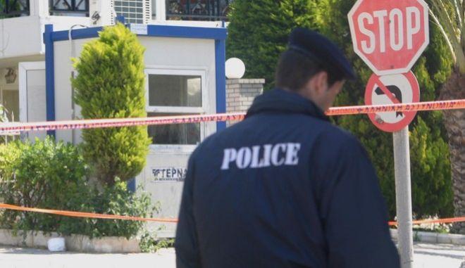 Αστυνομικός στη Γλυφάδα - φωτογραφία αρχείου