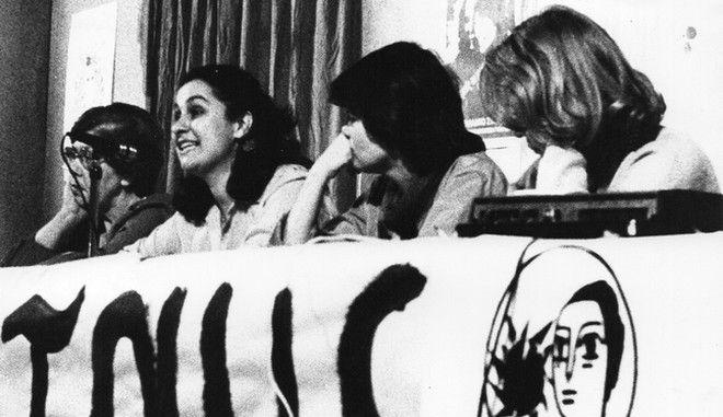 Πέθανε η φεμινίστρια Ζώγια Χρονάκη-Παπαμίχου