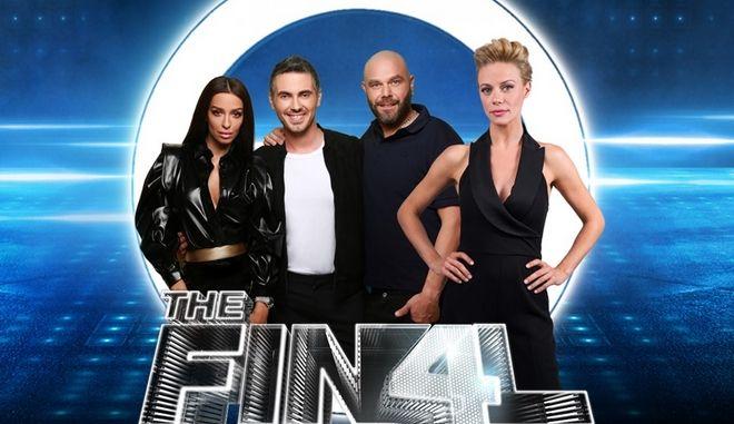 The Final Four GR